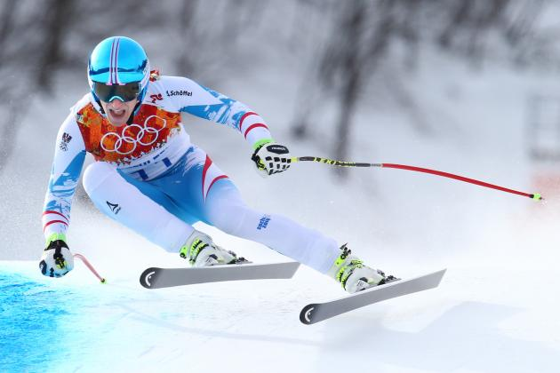 Olympic Men's Downhill Final Results 2014: Alpine Skiing Medal Winners and Times