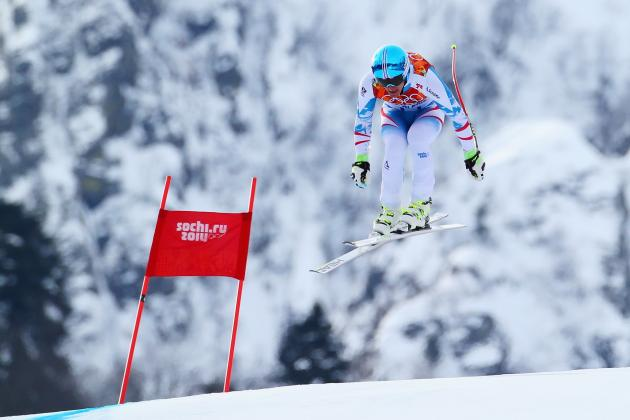 Olympic Alpine Skiing 2014: Results Tracker, Medal Winners and More