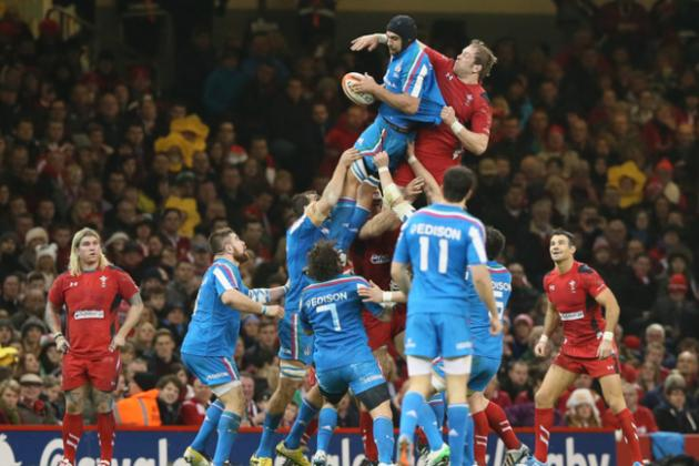 France vs. Italy: Date, Time and TV Info for Six Nations 2014