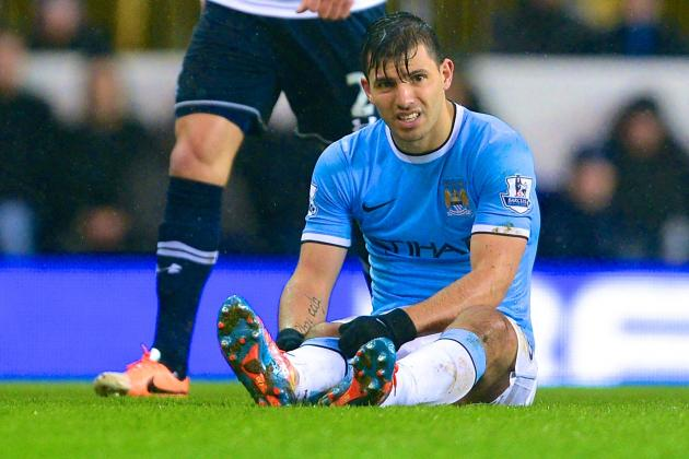 Manchester City Fire Blanks Again in Absence of Injured Stars