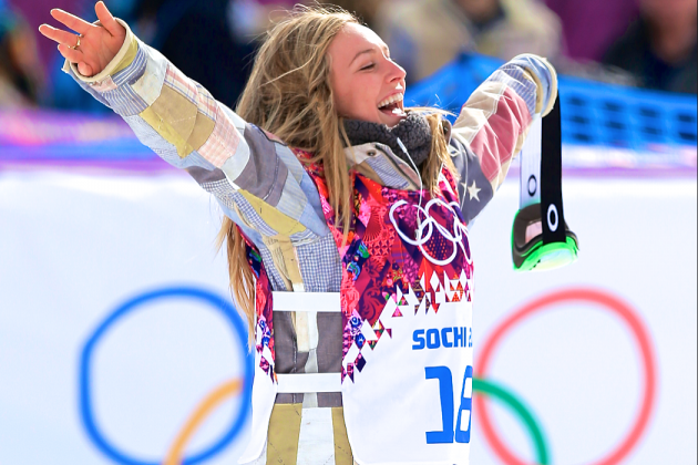 Women's Snowboarding Slopestyle Olympics 2014: Medal Winners and Final Results