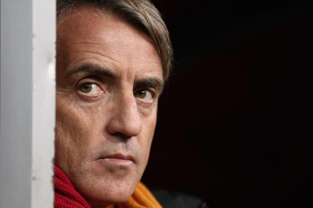 Roberto Mancini Opens Up About Exit from Manchester City