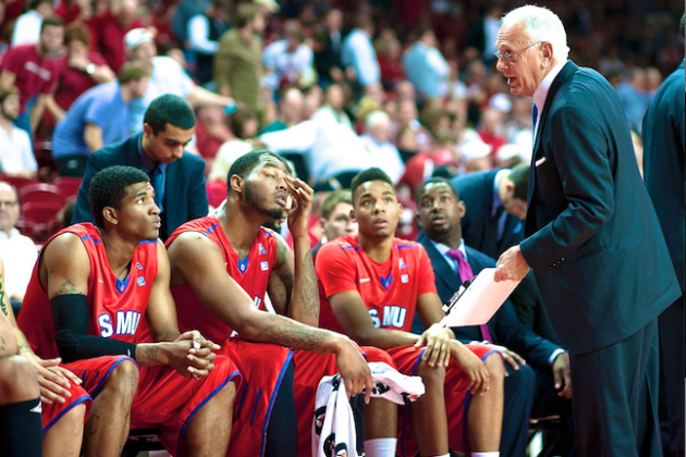 How Larry Brown's Magic Is Turning SMU Basketball Around in a Hurry