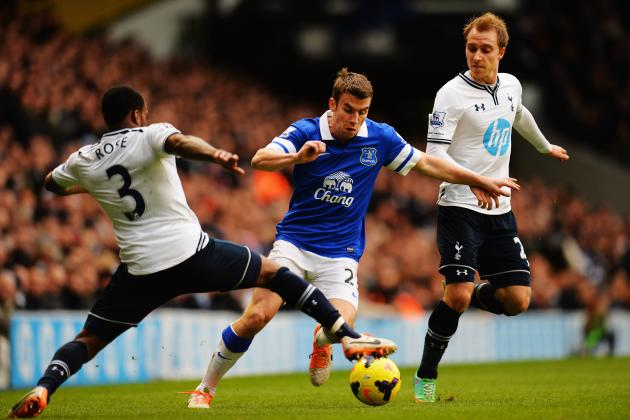 Tottenham Hotspur vs. Everton Score, Grades and Post-Match Reaction