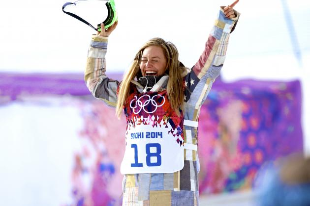 Jamie Anderson Completes Rise to Snowboarding Superstardom with Slopestyle Gold