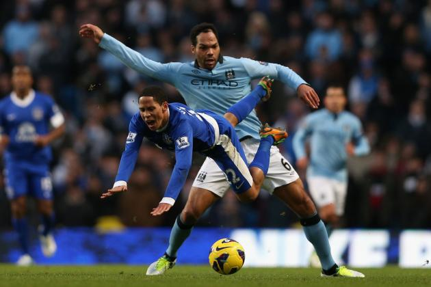 What Does the Future Hold for Manchester City Defender Joleon Lescott?