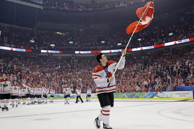 Canadian Olympic Hockey Team 2014: Predicting Top Performers for Stacked Squad