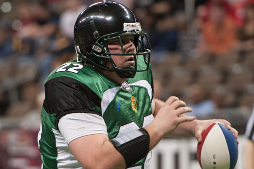 Jared Lorenzen's CIFL Opening Performance Goes Viral