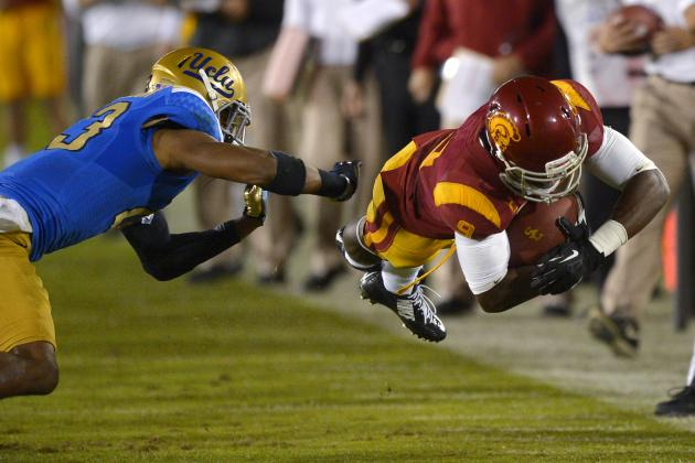 2014 NFL Draft: Updated Wide Receiver Draft Rankings with Grades