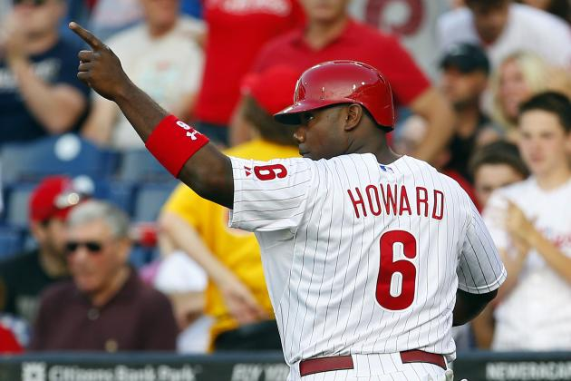 What Is Ryan Howard's Impact on the Phillies If Fully Healthy in 2014?
