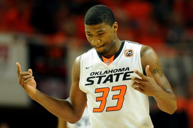 Marcus Smart Incident with Texas Tech Fan Will Be Reviewed by Big 12