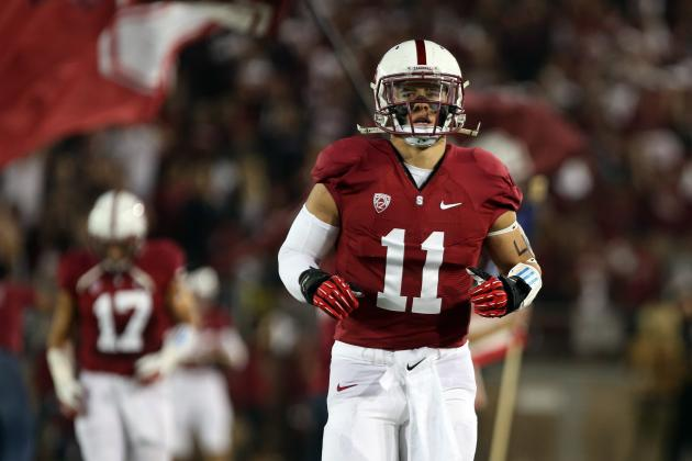 Shayne Skov Scouting Report: NFL Outlook for Stanford Inside Linebacker