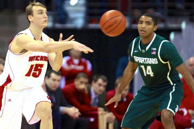 Michigan State vs. Wisconsin: Live Score, Highlights and Reaction