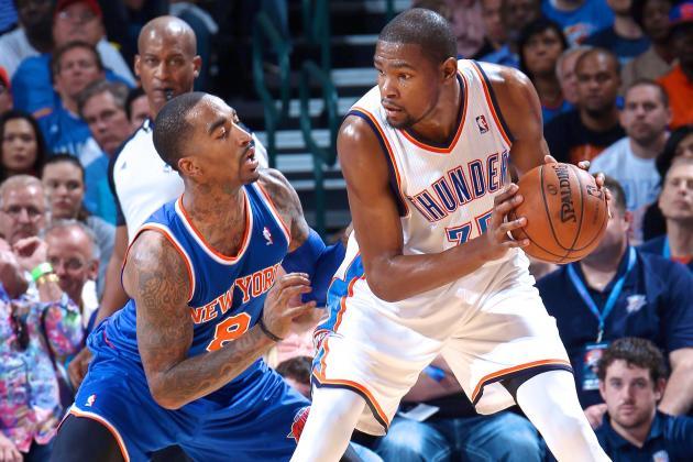 New York Knicks vs. Oklahoma City Thunder: Live Score and Analysis
