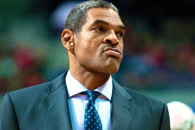 Maurice Cheeks Fired as Head Coach of Detroit Pistons