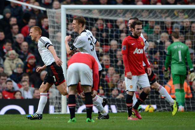 Manchester United vs. Fulham: Score, Grades and Post-Match Reaction