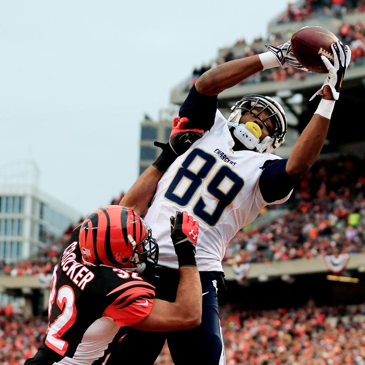San Diego Chargers App: 5 San Diego Chargers Bound To Break Out In 2014