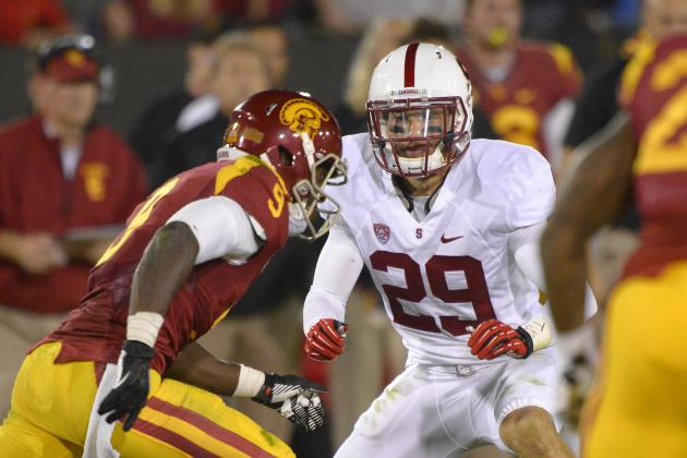 Ed Reynolds NFL Draft 2014: Highlights, Scouting Report for Eagles S