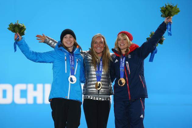 Olympic Medals 2014: Winners and Final Tally from Day 2