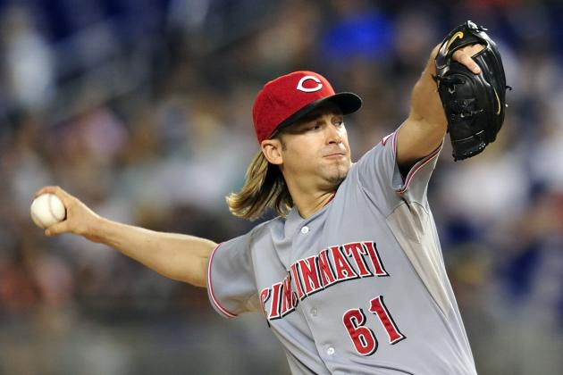 Bronson Arroyo Solidifies Arizona Diamondbacks' Starting Rotation