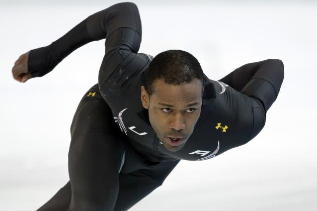 US Olympic Speedskating 2014: Top Medal Contenders for Team USA