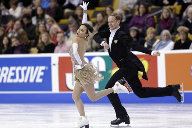 Evan Bates' Experience Will Help Partnership with Madison Chock in Sochi