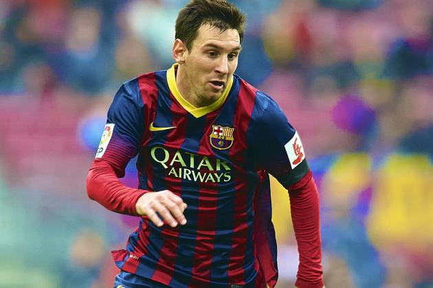 Sevilla vs. Barcelona: La Liga Live Score, Highlights, Report