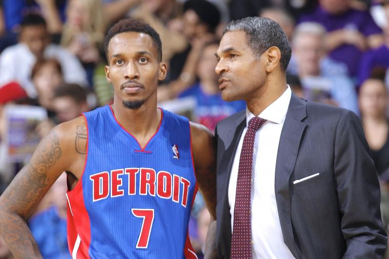 Detroit Pistons Players Found Out on Twitter About Mo Cheeks Firing