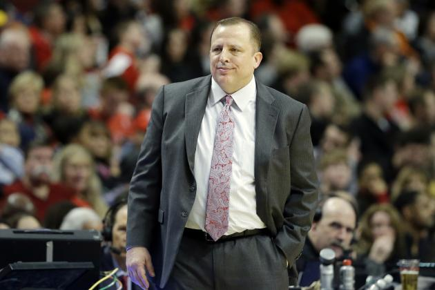 Tom Thibodeau Holding Chicago Bulls Together More Than You Know