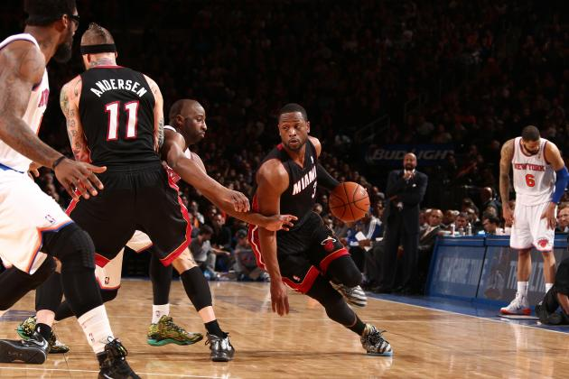 Breaking Down Dwyane Wade's Resurgence