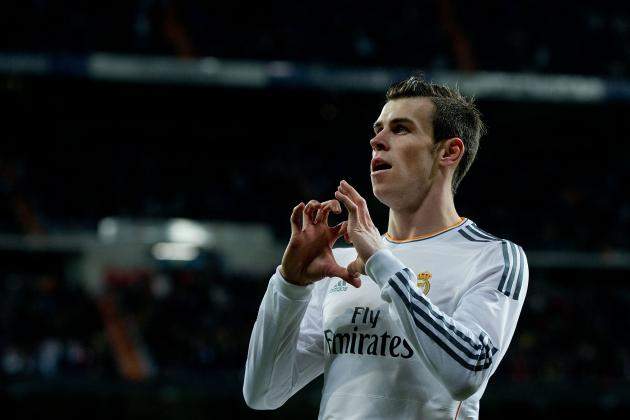 Ronaldo, Bale, Neymar, Messi Watch: Bale and Messi Hog the Limelight