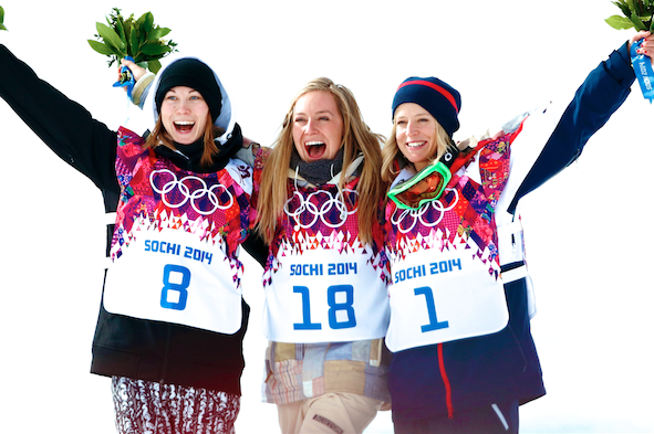Sochi Winter Olympics 2014: Team USA Highlights for Day 2