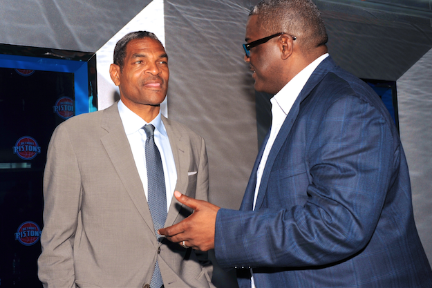 Detroit Pistons Fire Coach Mo Cheeks, but Isn't GM Joe Dumars the Real Problem?