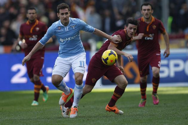 Tactical Battles That Shaped Lazio's Clash with AS Roma