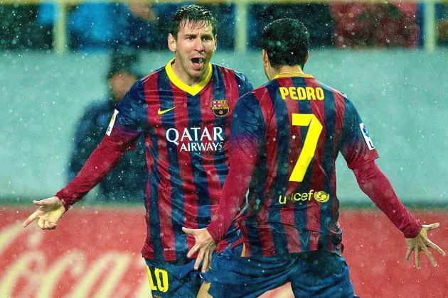 Sevilla vs. Barcelona: La Liga Score, Grades and Post-Match Reaction