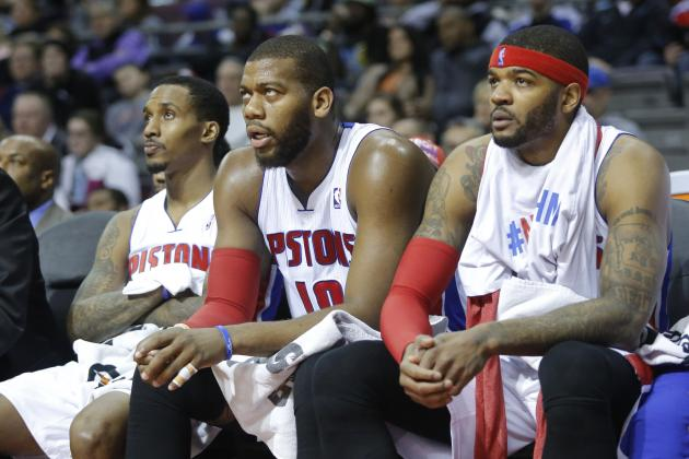 Blueprint for Detroit Pistons to Salvage 2013-14 Season