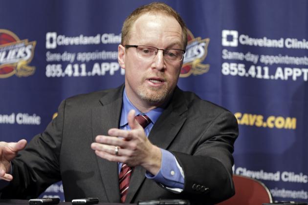 Can Cleveland Cavs Still Make NBA Playoffs After Front Office Shakeup?