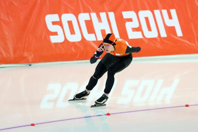 Olympic Speedskating Results 2014: Analyzing Sunday's Action in Sochi