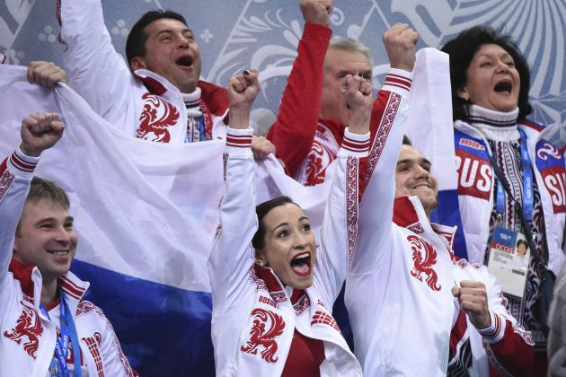 Olympic Figure Skating Results 2014: Analyzing Key Moments from Team Competition