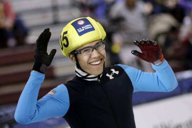 J.R. Celski Primed to Show There's Life After Apolo Ohno in US Speedskating