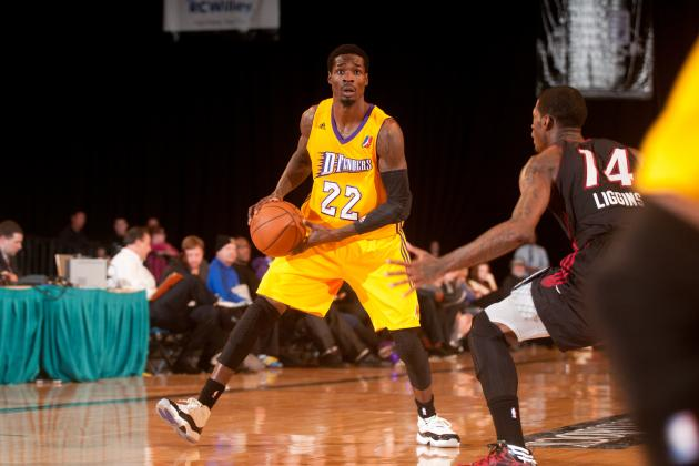 Recently Cut Laker Manny Harris Scores 56 Points in D-League Game Over Weekend