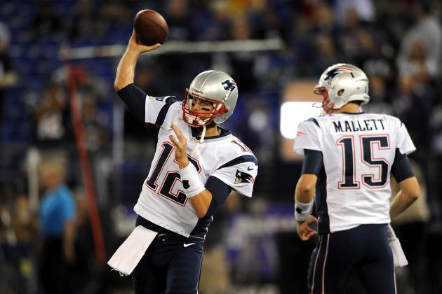 State of the New England Patriots Position by Position: Quarterback