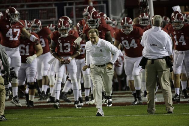Alabama Football Recruiting: Looking Ahead to 2015 Class