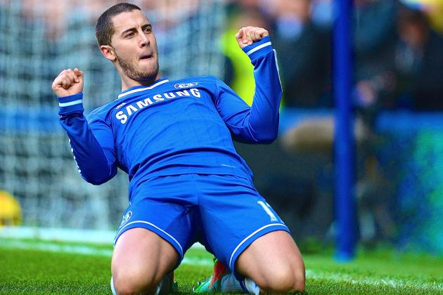 Jose Mourinho Is Right, Chelsea's Eden Hazard Is the World's Finest Youngster