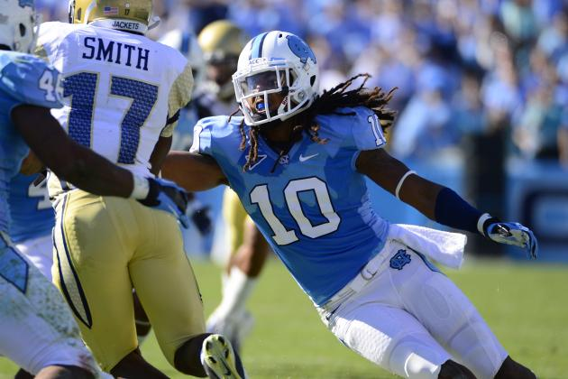 Tre Boston NFL Draft 2014: Highlights, Scouting Report for Carolina Panthers S