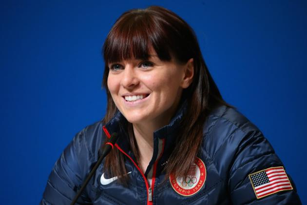 Sochi Games a Family Affair for Rising US Speedskating Star Heather Richardson