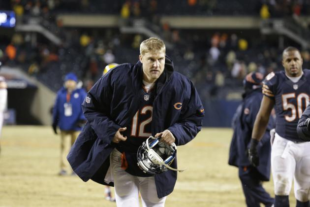 NFL Free Agency: Josh McCown Is Not a Viable Starting Quarterback