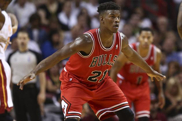 What's Holding Jimmy Butler Back from Making the Leap?