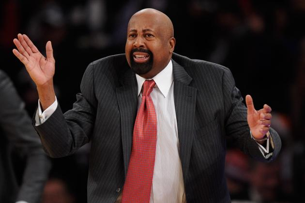 New York Knicks Firing Mike Woodson Reportedly 'When' and Not 'If'