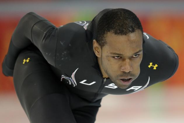 Olympic Speedskating Schedule 2014: TV Info, Live Stream and Day 3 Preview